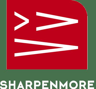 sharpenmore bangkok cgi studio logo